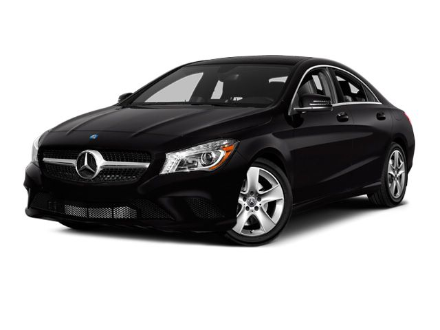 New 2015 Mercedes Benz Cla Class Cla250 4matic Coupe In Lake