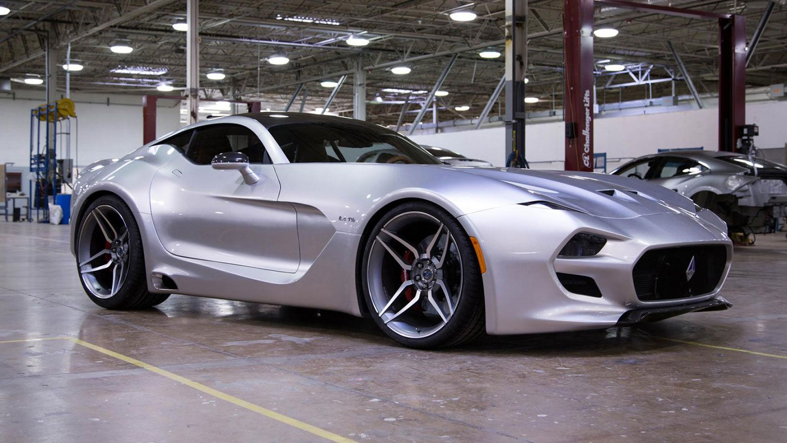 VLF AUTOMOTIVE FORCE 1 ANNOUNCED IN DETROIT   Detroit, Super car and ...