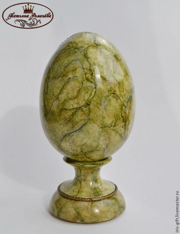 """Купить Декоративное яйцо """"История"""" - яйцо пасхальное, яйцо ..."""
