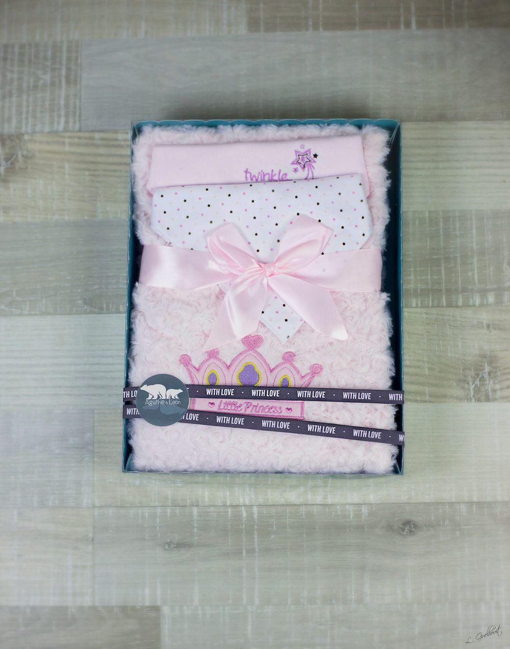 couverture bébé princesse Couverture bebe   Couverture princesse   Baby box fille   Cadeau  couverture bébé princesse