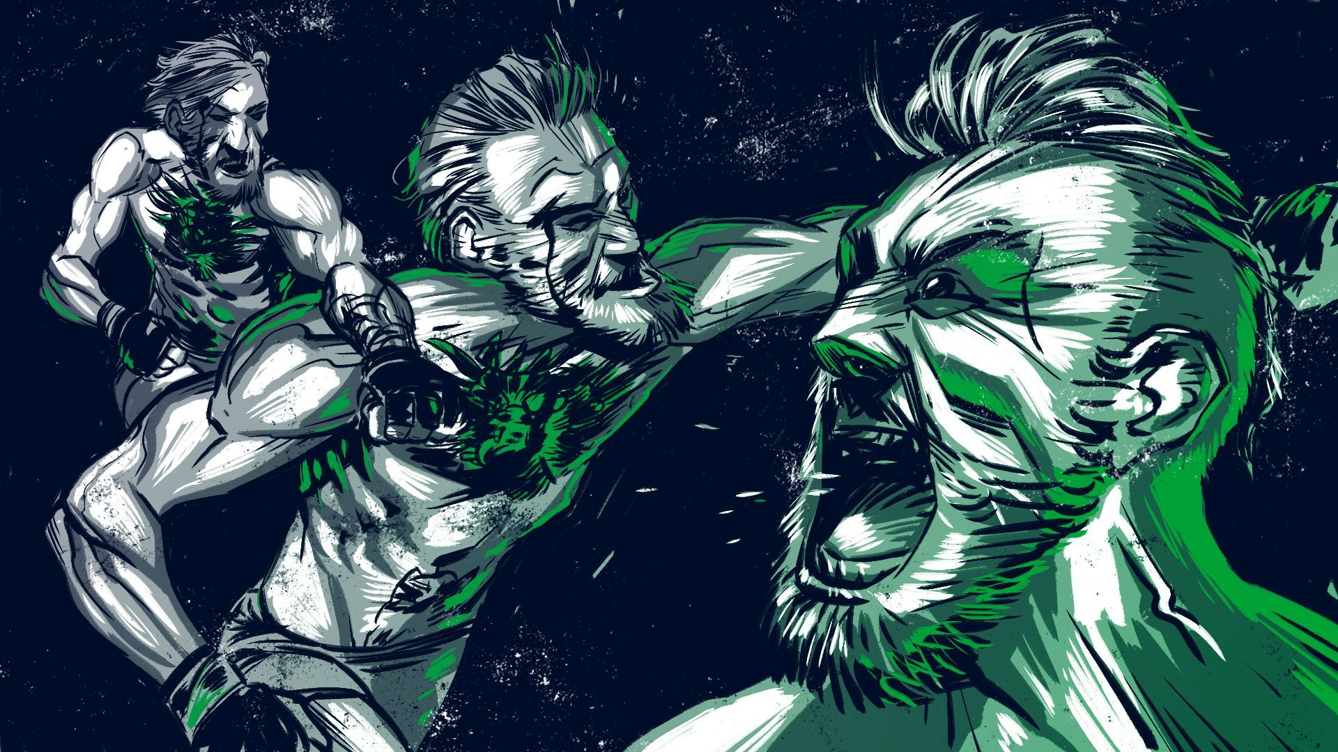 fan-made art of Conor McGregor : if you love #MMA, you'll love the #UFC & #MixedMartialArts inspired fashion at CageCult: http://cagecult.com/mma