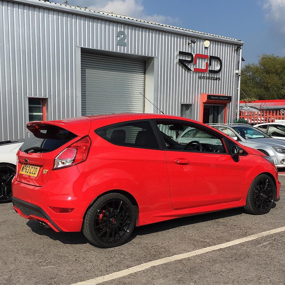 Tom Newbs Mint Little Ford Fiesta Now Running Revo Stage 1