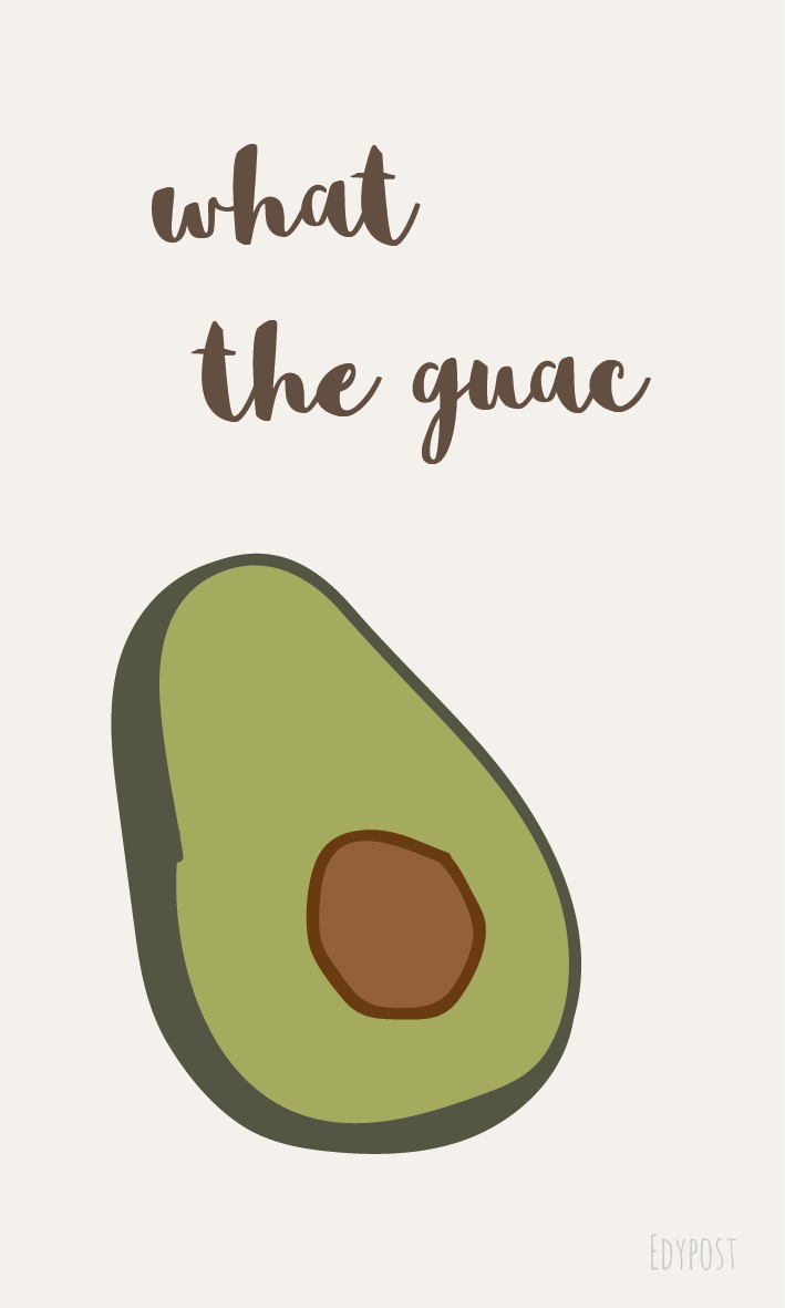 background avocado iphone phone guac wallpaper
