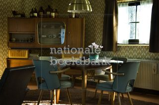 jaren 50 huiskamer - melissehof huiskamer jaren 40-50 | pinterest, Deco ideeën