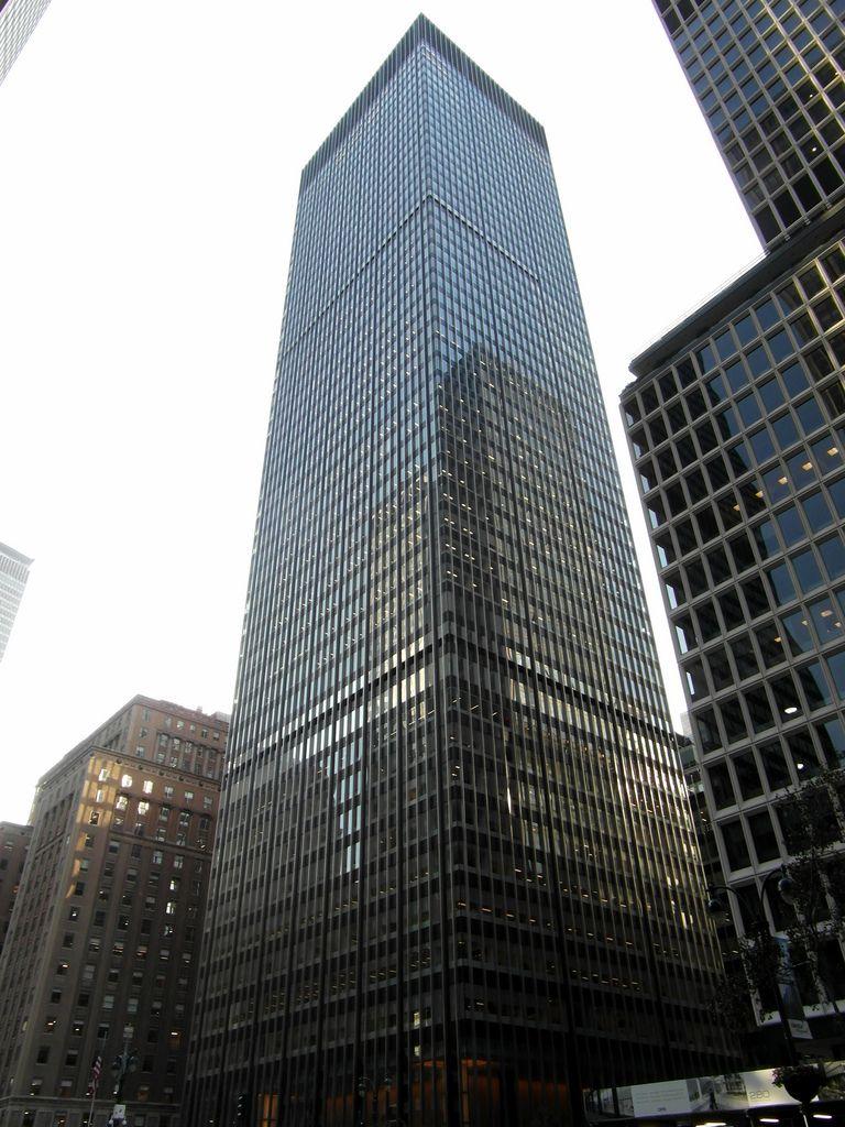 1961 JP Chase World Headquarters International