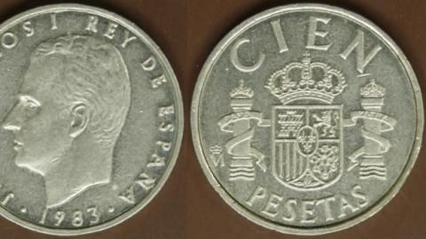 Si Tienes Una De Estas Monedas De Peseta Puedes Venderla Por 20 000 Euros Monedas Viejas Valor De Monedas Antiguas Monedas