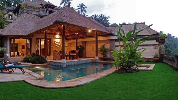 Ultra Luxurious Viceroy Bali Resort Bali House Casas De Fincas Y Casas De Verano