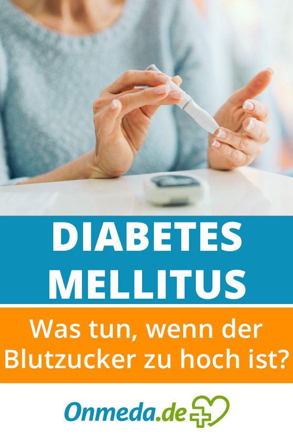 Diabetes mellitus Symptome – Anzeichen der Zuckerkrankheit erkennen