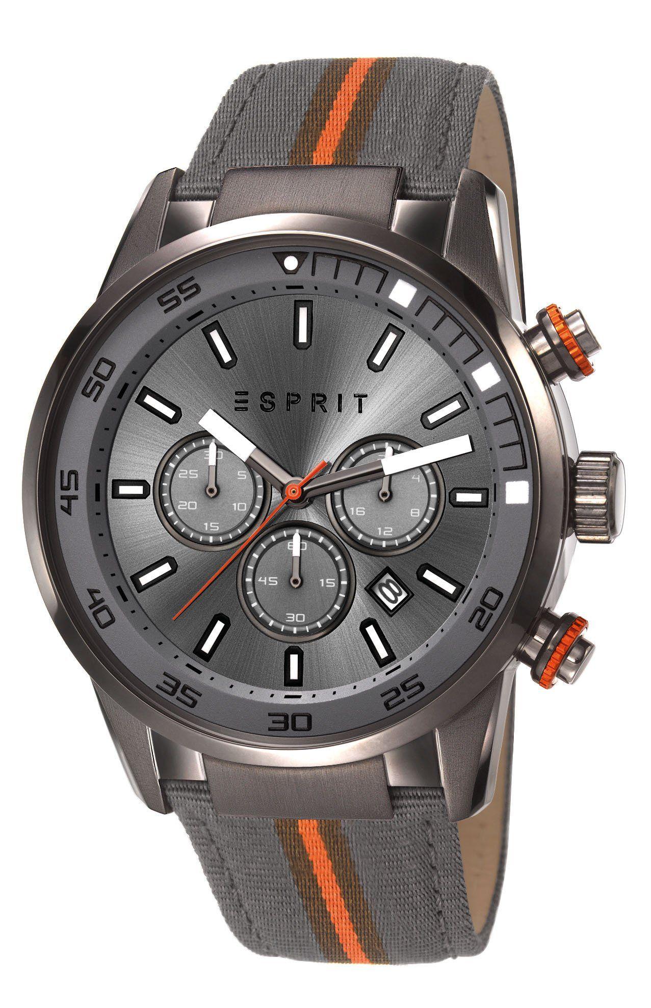 Esprit Alaric ES108021001 Mens Chronograph very sporty