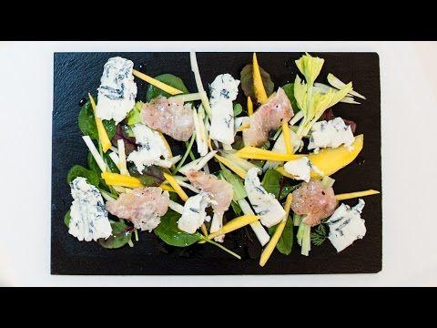 Carpaccio de trucha marinada - #Recetas #Video Recetas #Queso #Gorgonzola - http://es.gorgonzola.com/video-recetas/carpaccio-de-trucha-marinada/