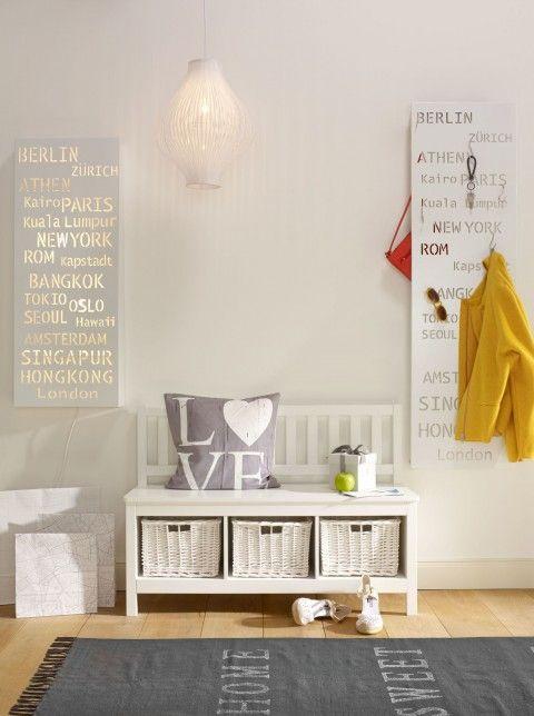 l ufer teppich teppich vintage teppich landhaus l ufer grau flur ideen haus landhaus und. Black Bedroom Furniture Sets. Home Design Ideas