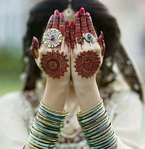 Wow Beautiful Mehndi Designs