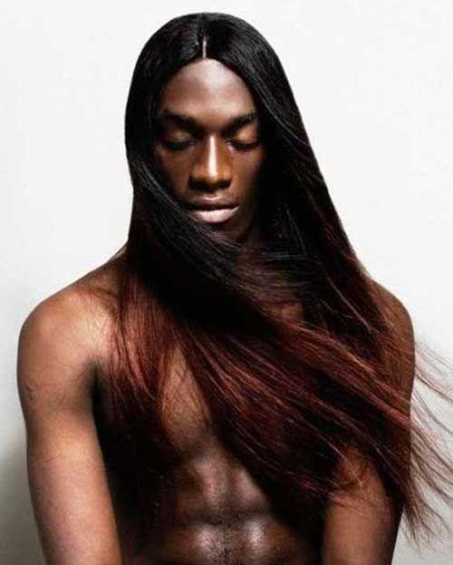 Brown Long Straight Hair Black Men The Photography Revolution