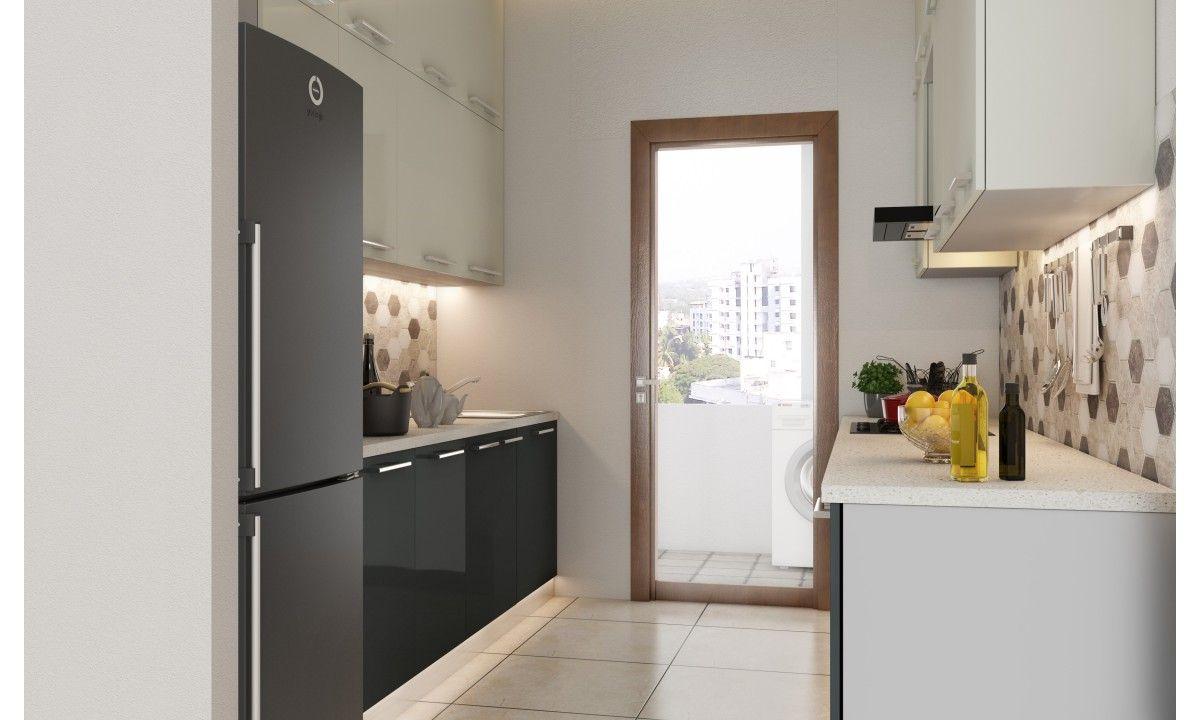 Yin Yang Modular Kitchen Modular Kitchen Livspace Kitchen Design Kitchen Modular Design