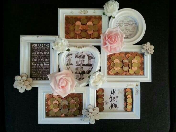 Bekend Geld cadeau idee | Kado | Pinterest | Gifts, Wedding gifts and Money &YA17