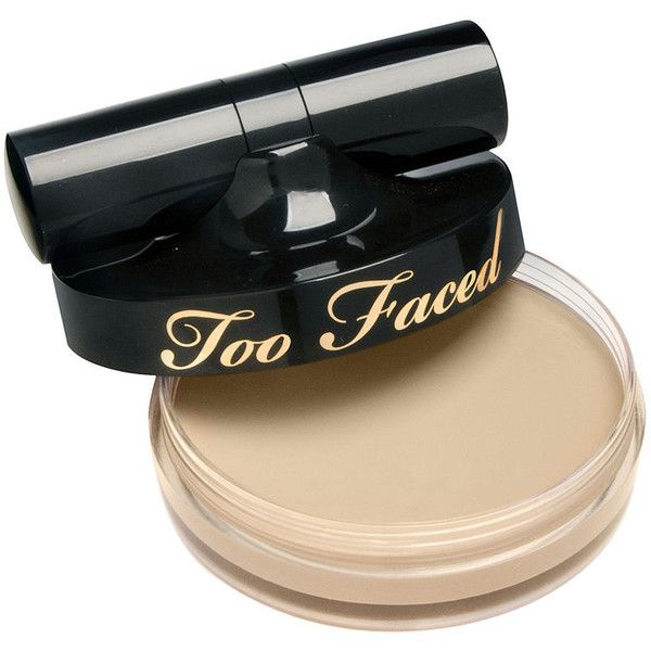 Too Faced Air Buffed BB Creme Complete Coverage Makeup SPF 20, Vanilla... (4215 RSD) ❤ liked on Polyvore
