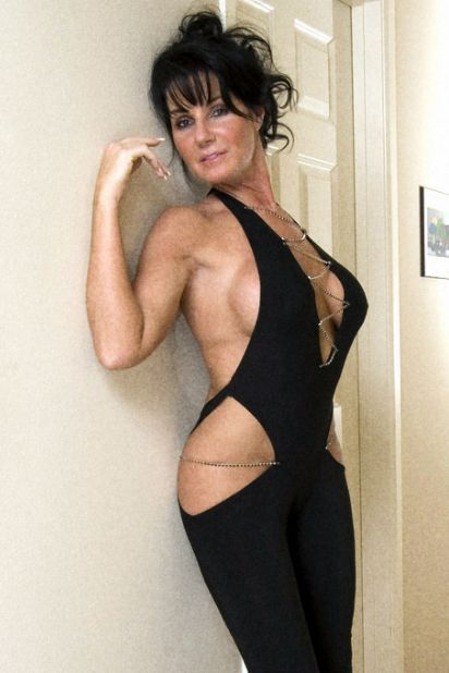 Mature Female Breast 79