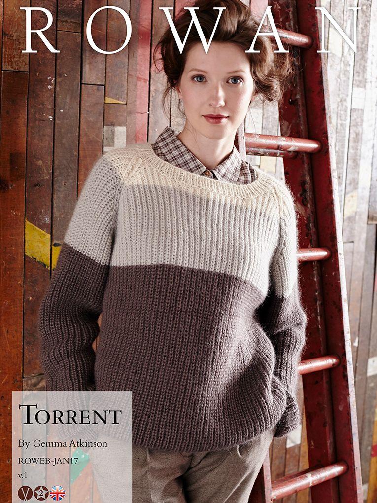 Lujo Rowan Patrones De Crochet Libre Modelo - Manta de Tejer Patrón ...