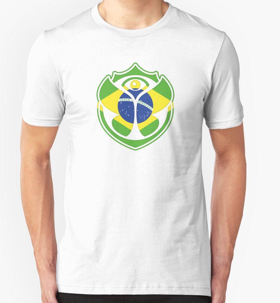 Tomorrowland Brazil logo - Brazilian -Brasileiro by Rorion