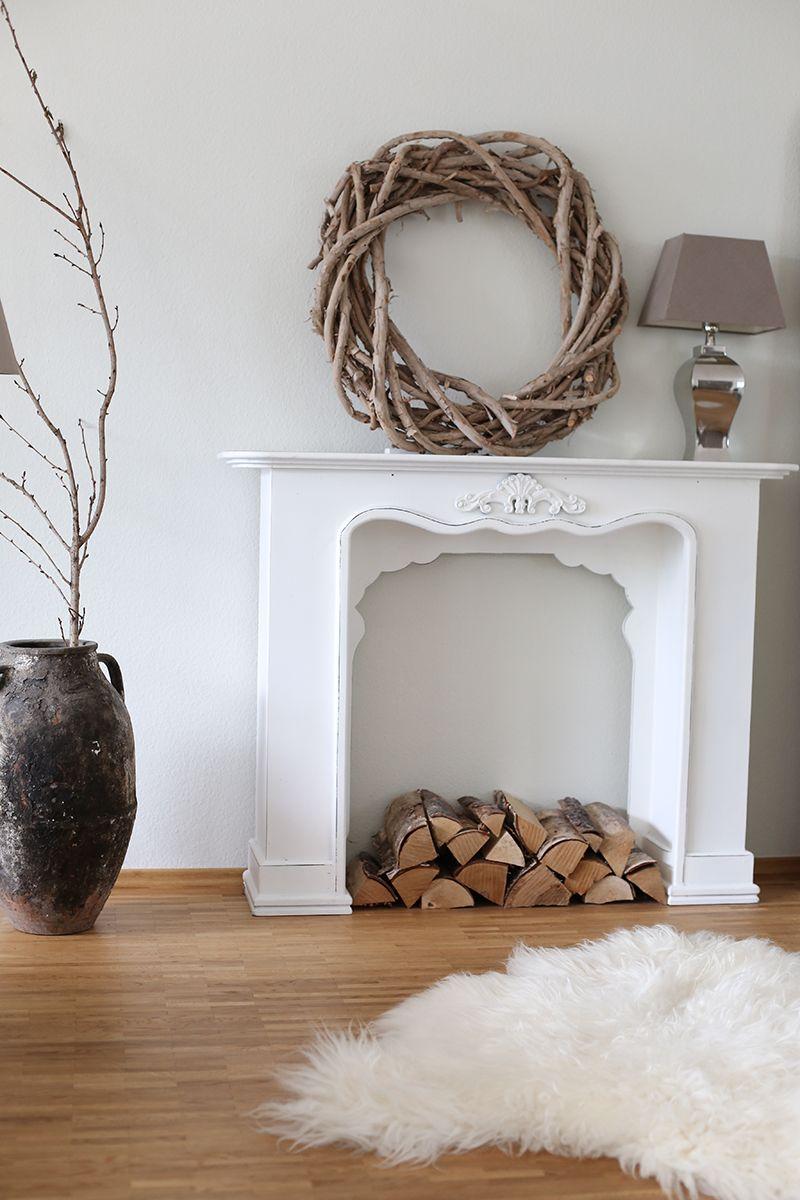 kaminkonsole wohnung pinterest kaminkonsole wohnzimmer und kaminsims. Black Bedroom Furniture Sets. Home Design Ideas