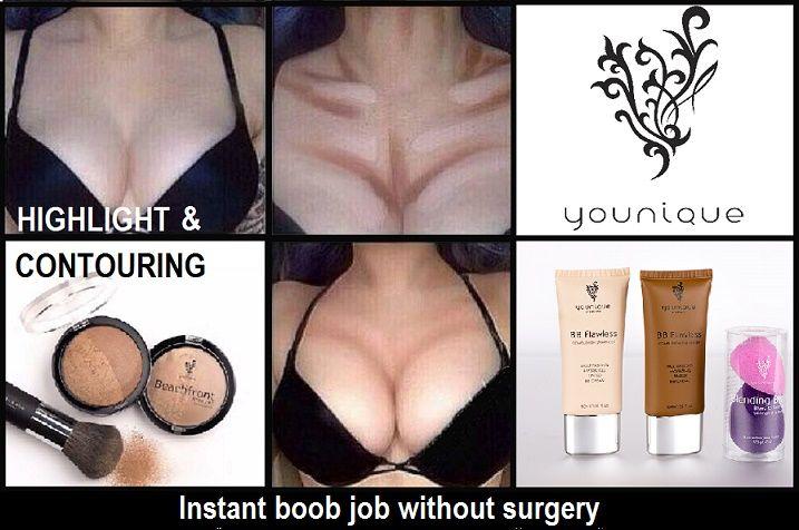 Boob Job Without Surgery