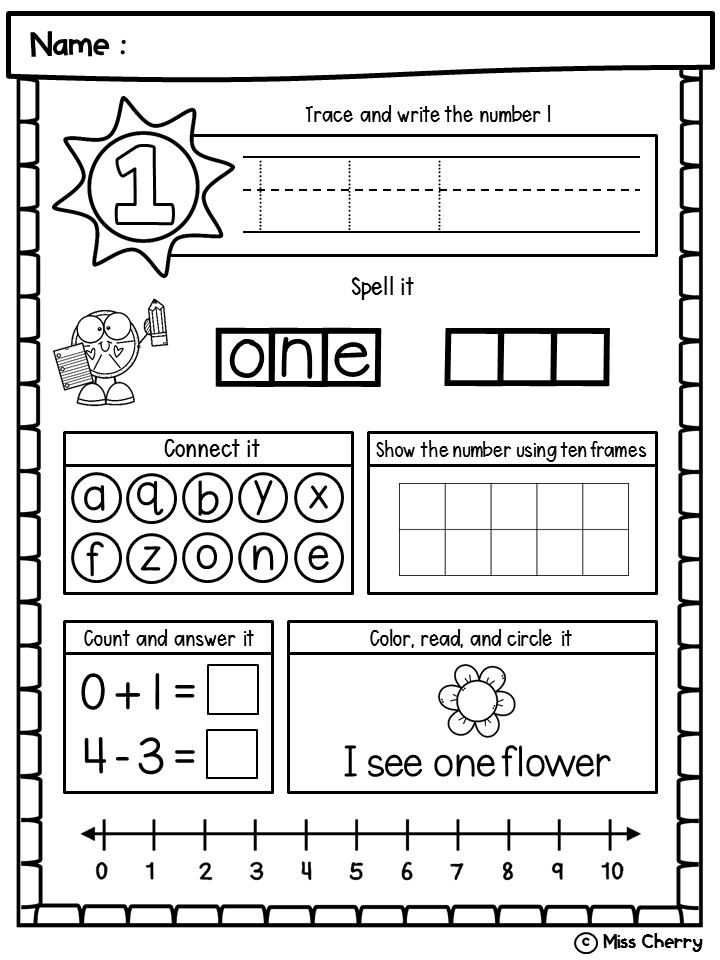 Pin By Miss Cherry Tpt Pre K Teac On Math In 2020 Kindergarten Lessons Learning Numbers Kindergarten Lesson Plans