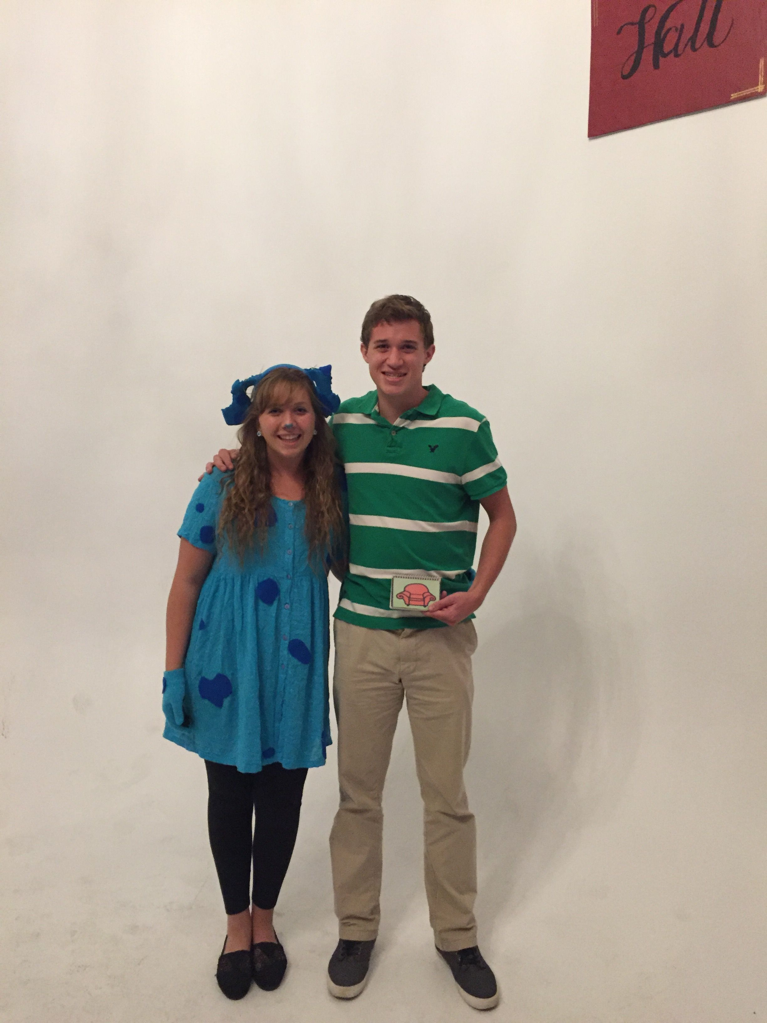 In Search Of A Clue Blue S Clues Bluesclues Mystery