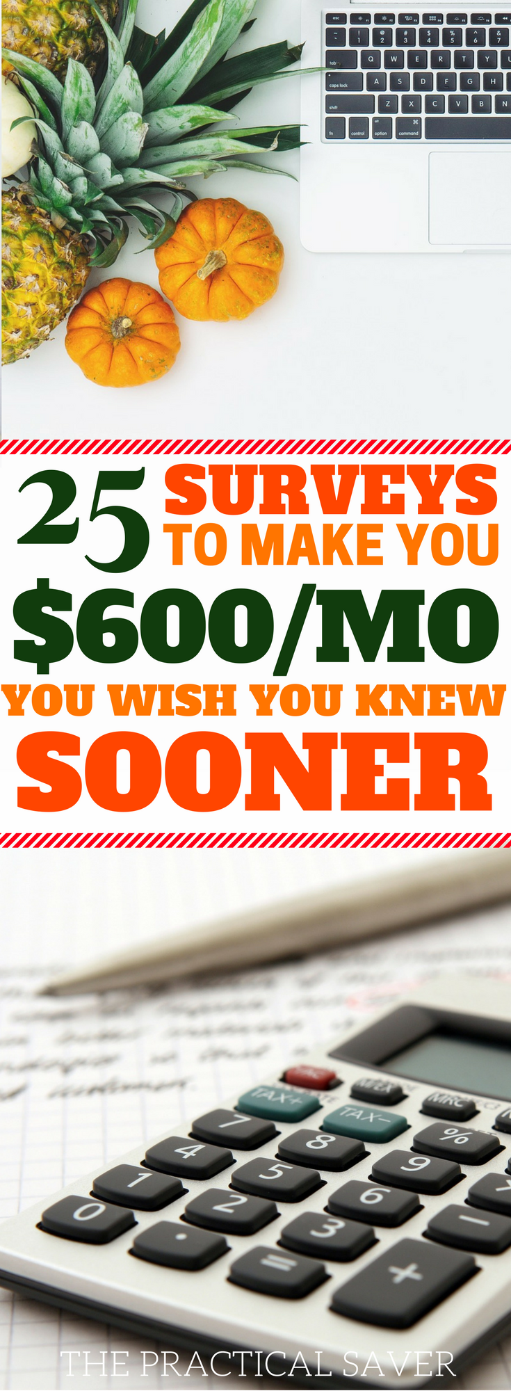 survey sites l passive income ideas l side hustles l work from home l part-time jobs l make extra money l easy job that pay well l extra money for teens l college tips hacks l  make money online #savemoney #frugalliving
