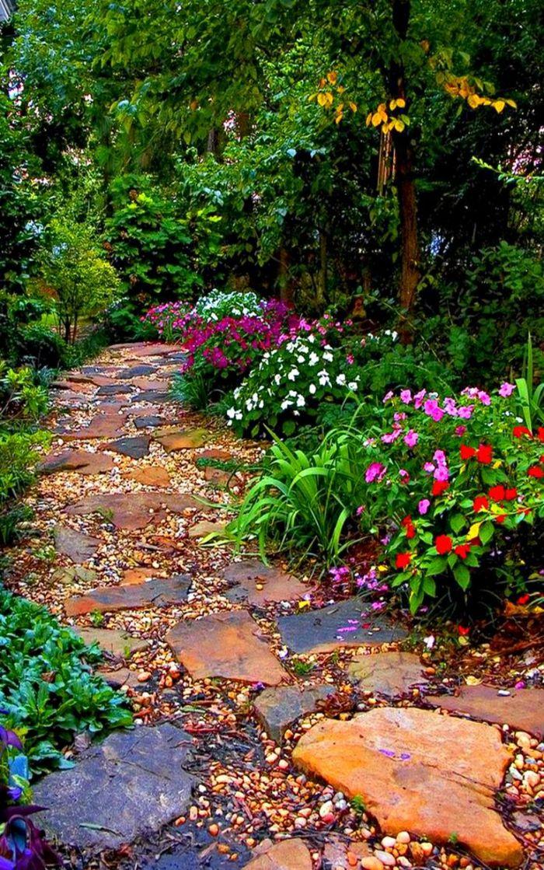 Garten Gestaltung - Ideen mit optischen Illusionen und andere ...