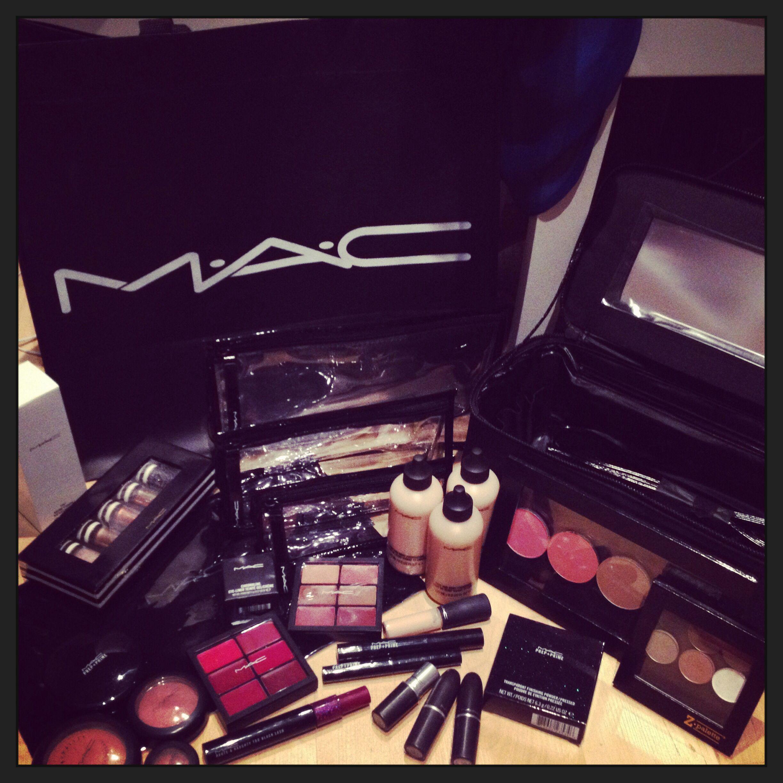 MACalicious kit building Freelance makeup, Freelance