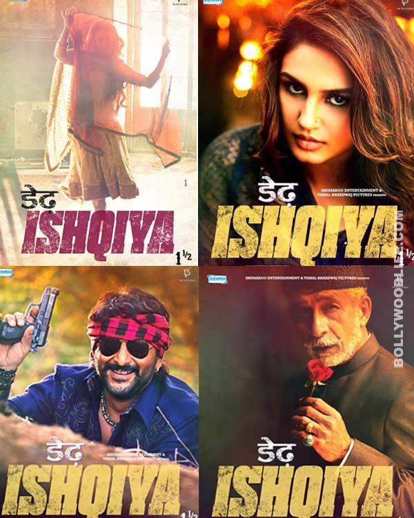 Free Download Dedh Ishqiya 2014 Full Movie 300MB Small Size