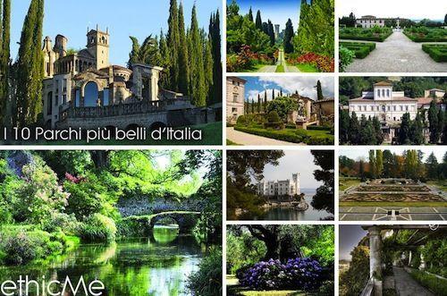 I 10 Parchi più belli d'Italia