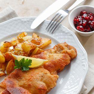 Rezept Von Hans Gerlach Wiener Schnitzel