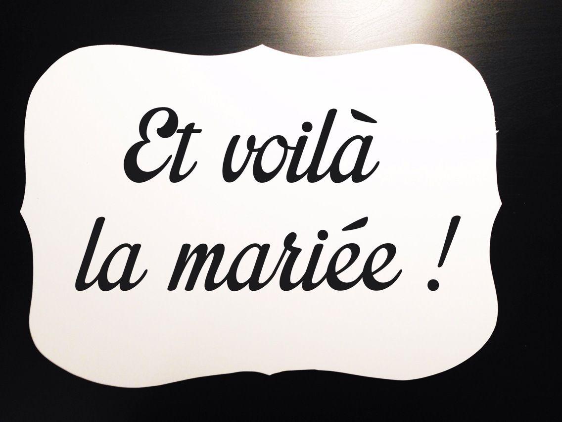 Pancarte mariage pour enfant d'honneur : Autres papeterie par crea-graphic