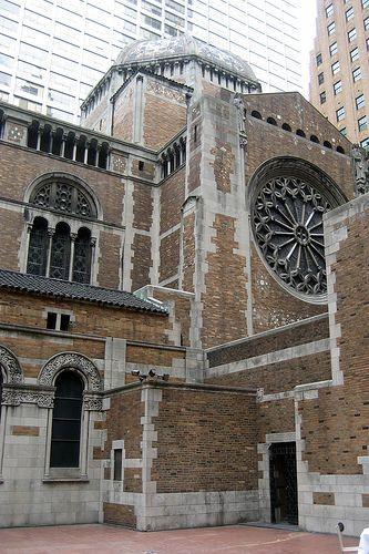 NYC: St. Bartholomew's Church