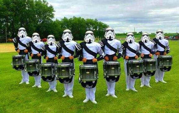 Are these the drums you're looking for? | Drum corps, Star ...