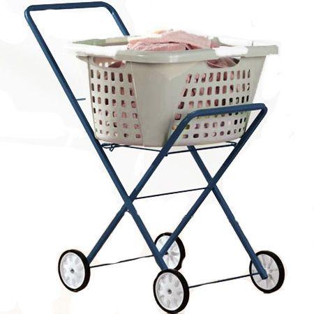Panache Laundry Trolley Laundry Cart Laundry Basket Folding