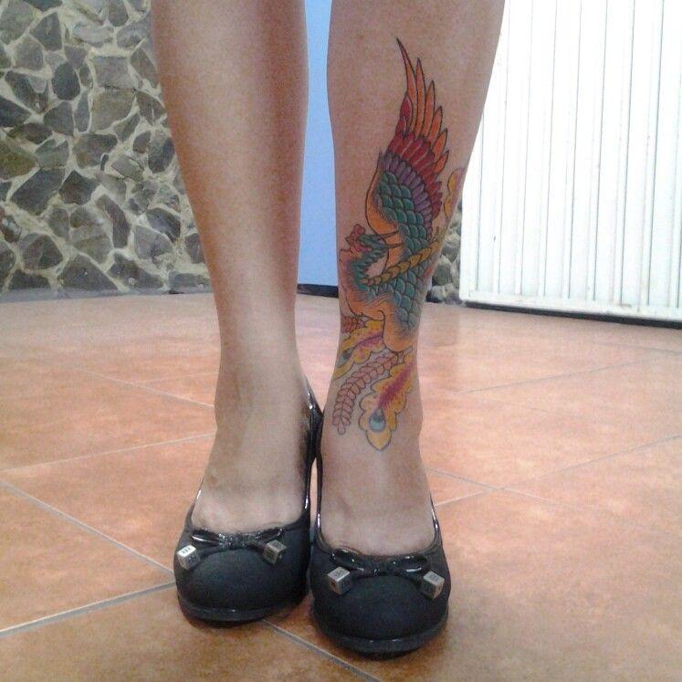 Nuevo  tattoo....