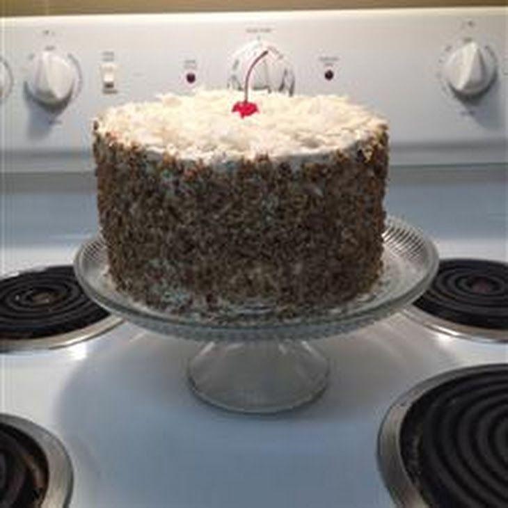 Italian creme layer cake recipe italian cream cakes