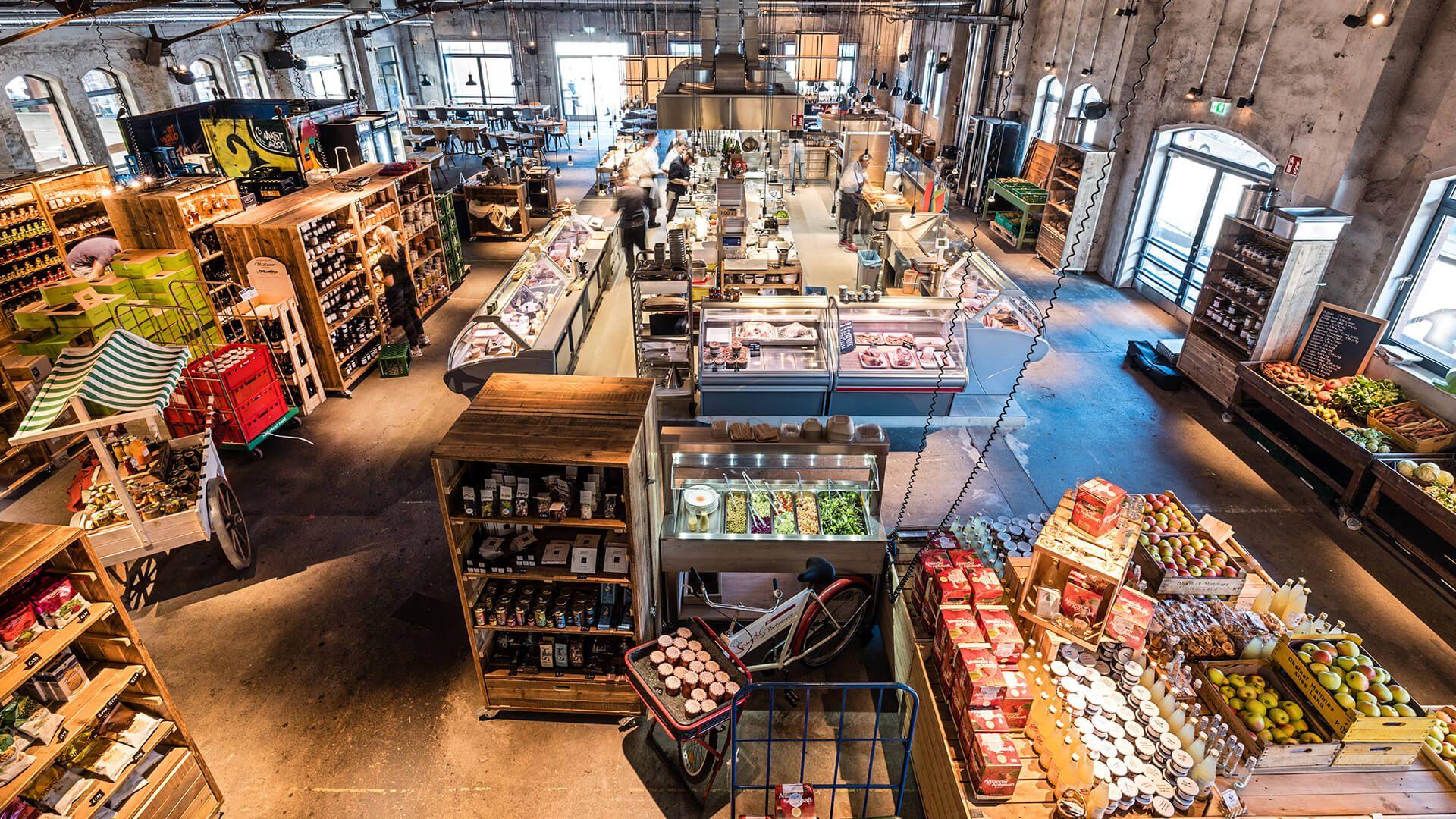Hobenköök - der neue Ort für regionalen und saisonalen