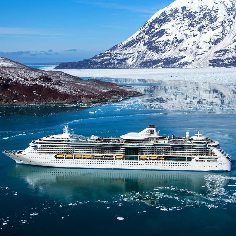 Alaska! Who's coming with?