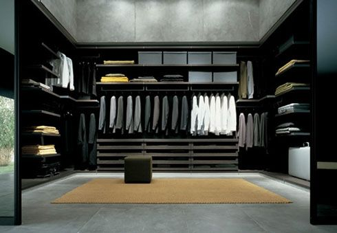 Superb ViA   Poliform   Ubik   Walk In Closet
