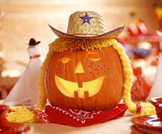 Calabazas de halloween decoradas para nios de infantil Halloween