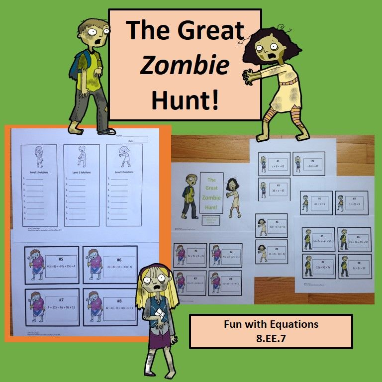 Zombie Hunt! Just watch out for level 5, the Zombie Lunch Lady ...