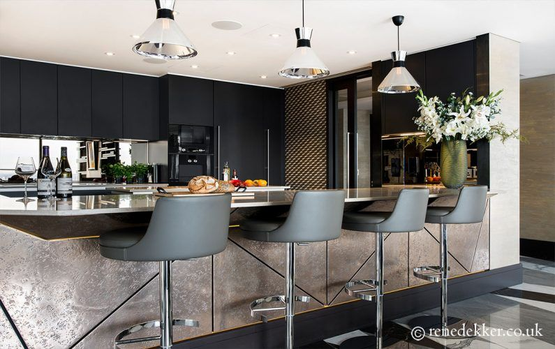 Central London Apartment Is A 4000 Square Foot Residence Showcasing Luxury Design It Was Two Year Project Undertaken By Rene Dekker