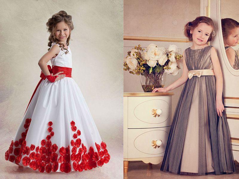 f7718f08837e297 Платье на выпускной в детский сад: выбираем наряд для принцессы ...