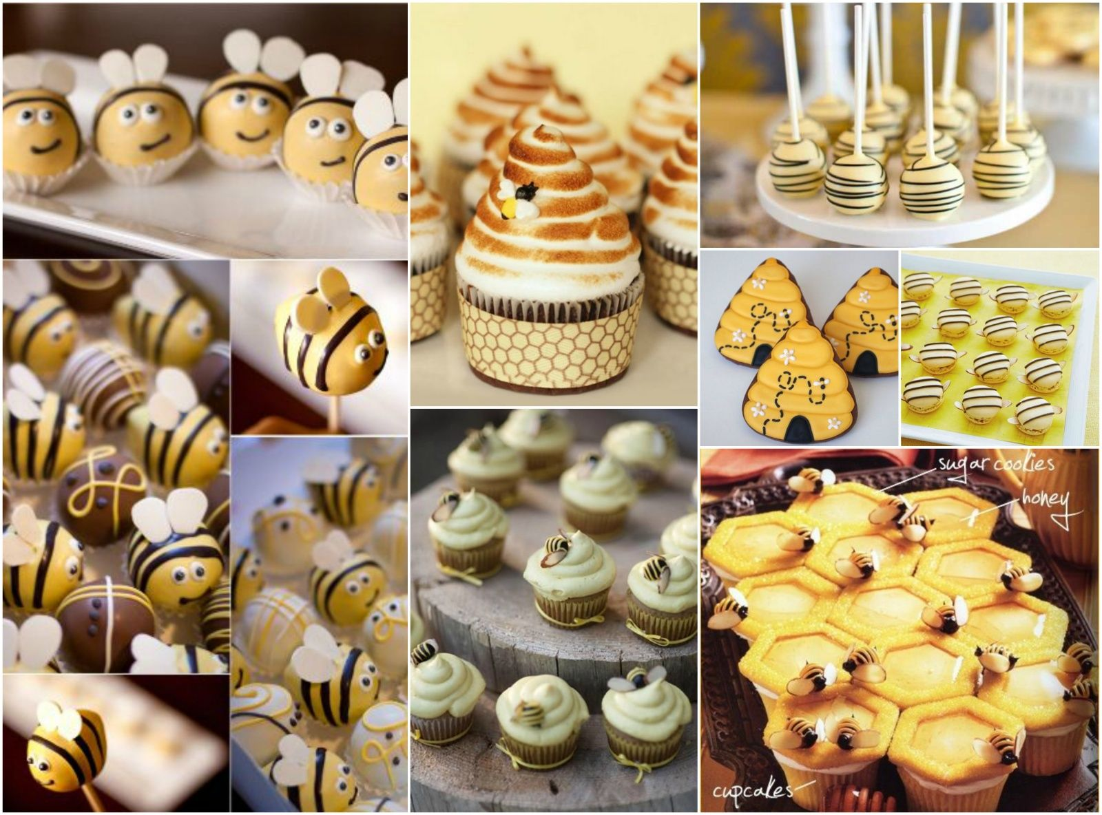 Bee Licious Ideas For A Themed Baby Shower