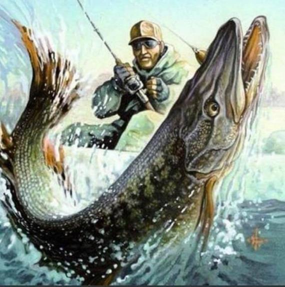Lets Fish Cross Stitch Kit In 2020 Fish Painting Fish Art Fish Wallpaper