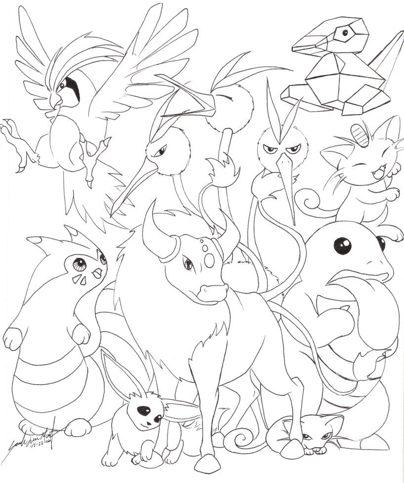 Oh Holy Mew This Picture Is Insane Okay I Am The One Who Is Insane But Allow Me First To Lis Pokemon Coloring Pages Pokemon Coloring Free Coloring Pages