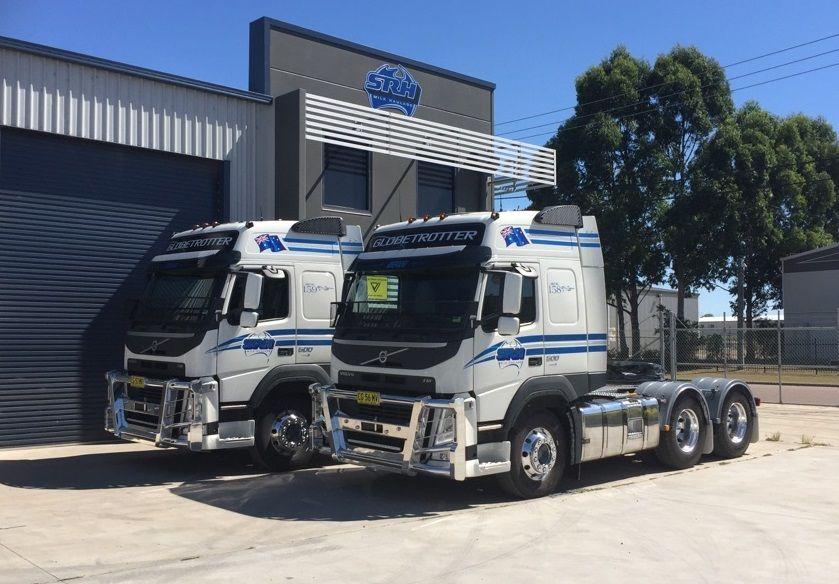 Srh Milk 2 X Fm With Adaptive Cruise Control Volvo Road Train Trucks
